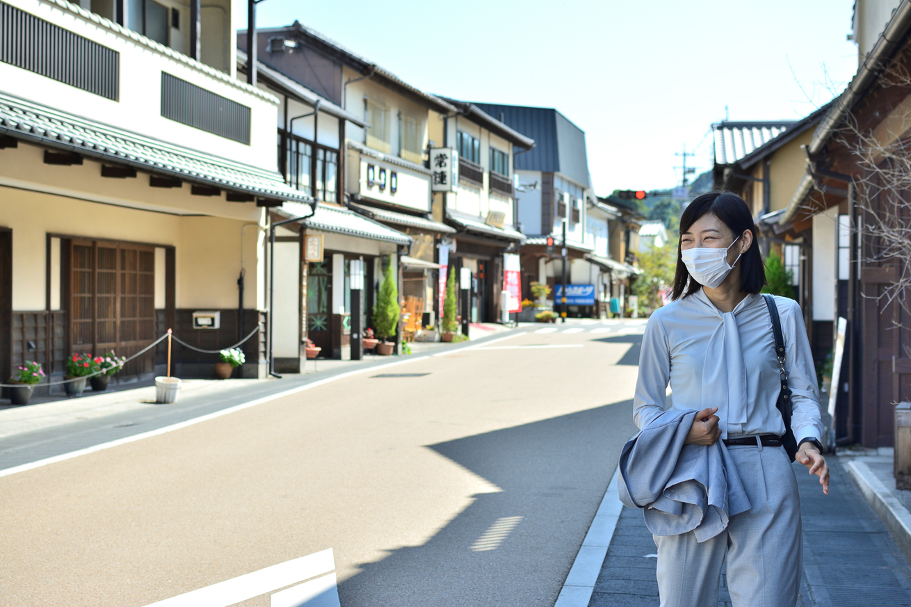 川本さん外回りの写真